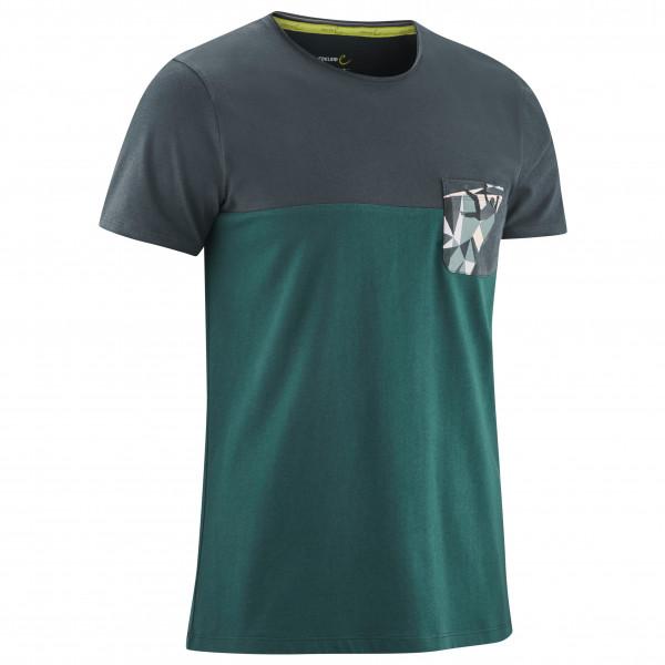 Dakine - Dropout L/s Jersey - Cycling Jersey Size Xl  Grey/blue/black
