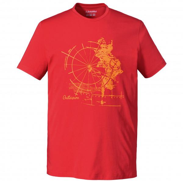 #Schöffel – T Shirt El Chorro3 – T-Shirt Gr 48 rot#