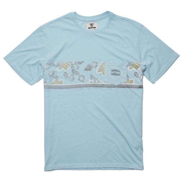 #Vissla – Kalakaua S/S Tee – T-Shirt Gr XL grau#