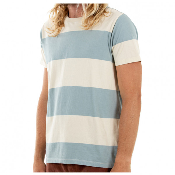 #Katin – Paul Knit – T-Shirt Gr L;M;S;XL;XXL grau/weiß#