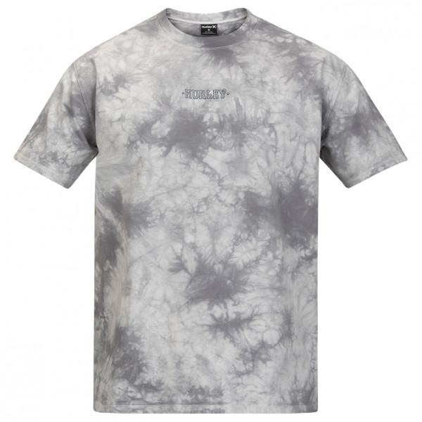 Hurley - Ziggy Tie Dye S/S - T-Shirt Gr M;S grau CQ8688