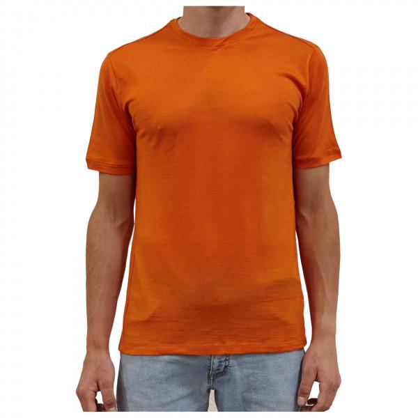 #Stoic – T150 Merino S/S JokkmokkSt. – T-Shirt Gr L rot#