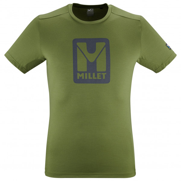 Millet - Trilogy Logo S/s - T-shirt Size S  Olive