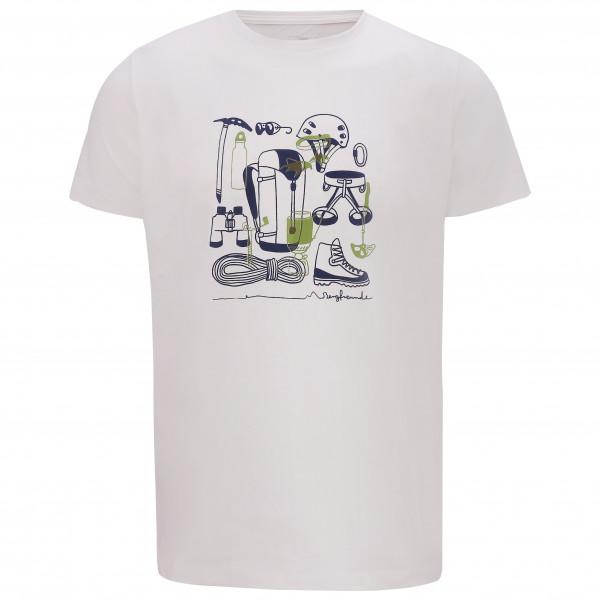 Bergfreunde.de - Schauinslandbf. - T-shirt Size 3xl  Grey