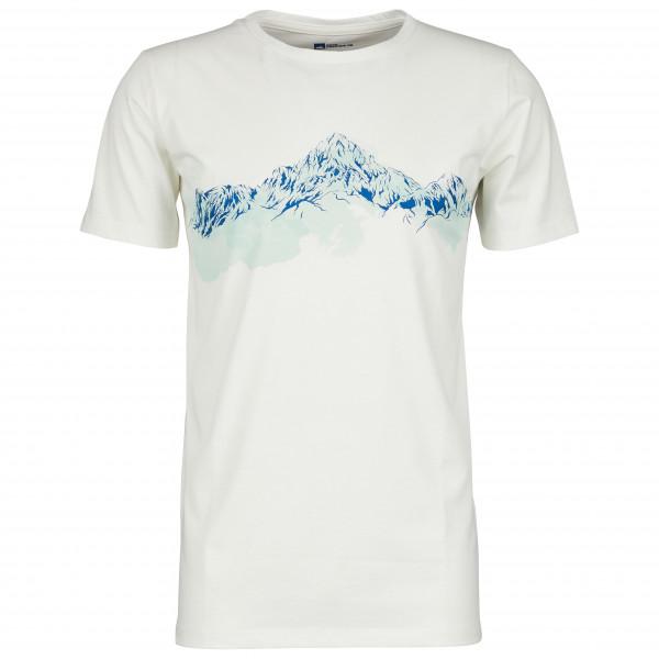 Bergfreunde.de - Seebuckbf. - T-shirt Size S  Grey/white
