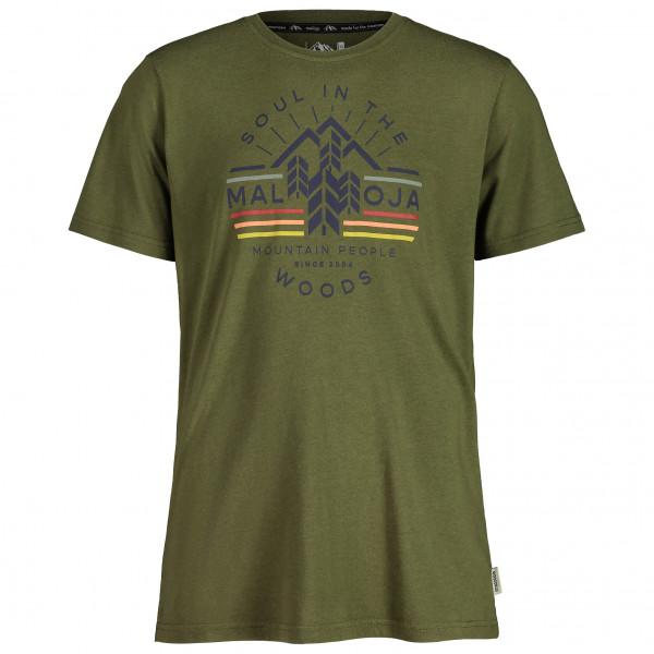 Jack Wolfskin - Jwp Shirt - Shirt Size M  Red