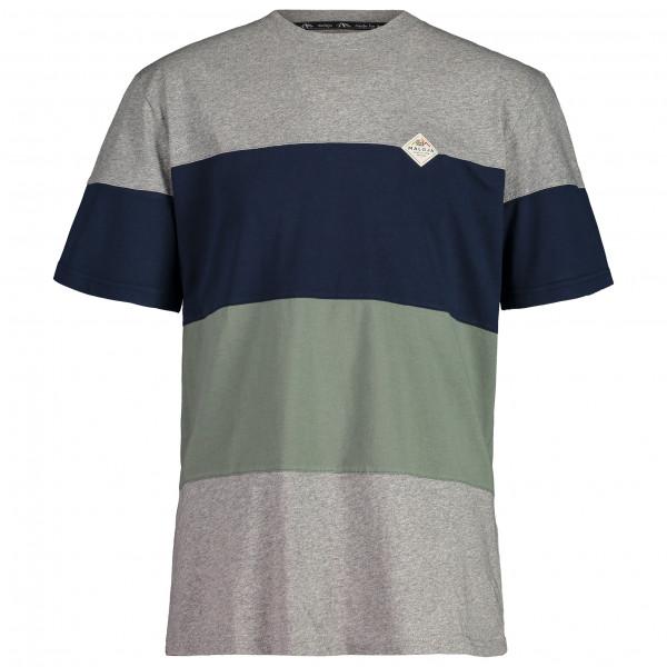 Maloja - TollkirscheM. - T-Shirt Gr S grau/schwarz 31508-1-8033-S