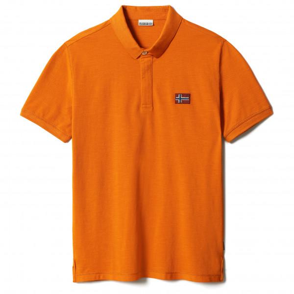 Napapijri - Ebea - Polo Shirt Size Xxl  Orange