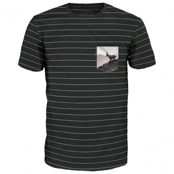 Alprausch - Berglufer T-shirt Size Xxl  Black