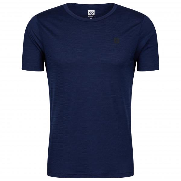 Patagonia - Womens Free Hand Fitz Roy Organic Crew T-shirt - T-shirt Size Xs  Orange/red/brown