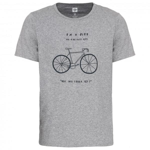 Patagonia - Womens Glorya Twist Top - T-shirt Size Xs  Turquoise/grey