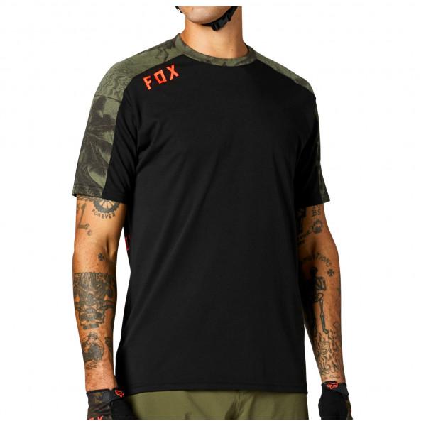 Haglfs - L.i.m Comp Jacket - Waterproof Jacket Size M  Orange/brown