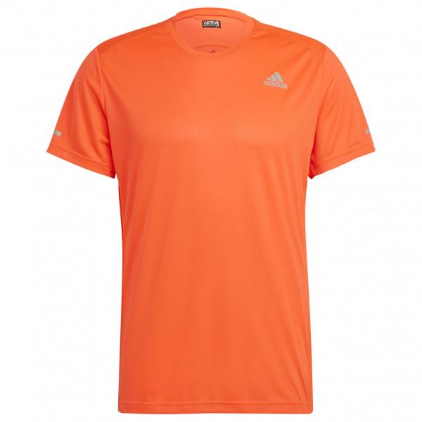 Adidas - Boys Essentials Linear Tee - Sport Shirt Size 140  Grey