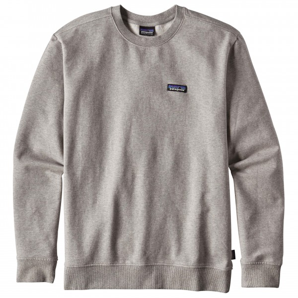 Patagonia - P-6 Label Midweight Crew Sweatshirt...