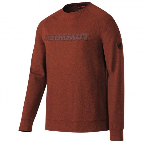 Mammut - Trift ML Pull Pullover Gr S;XS schwarz/grau;rot