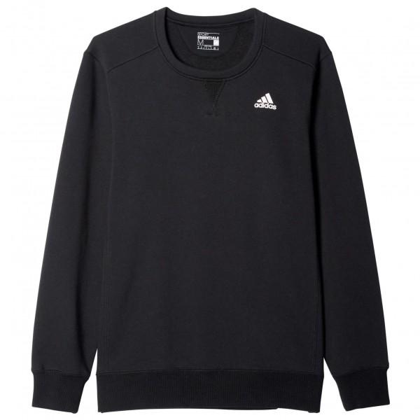 adidas Sport Essentials Crew Brushed Trui maat S zwart