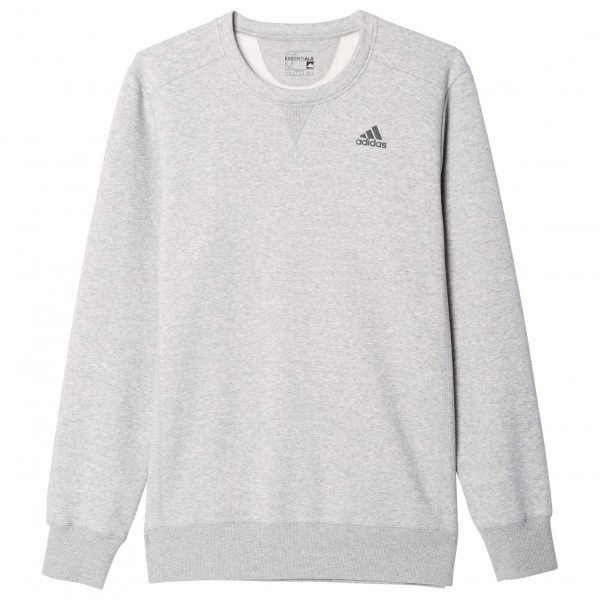 Sport Essentials Crew Brushed - Pullover Gr XL grau