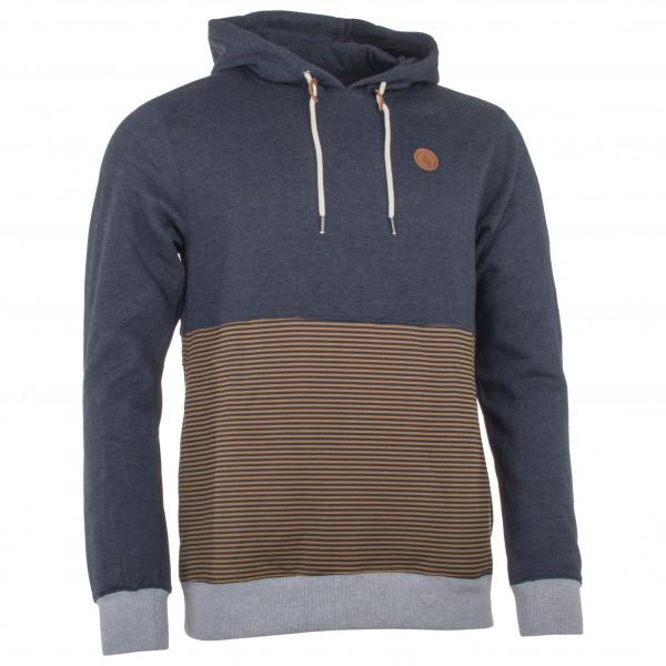 Volcom - Threezy Pullover Hoodie Gr XL schwarz/braun/grau Sale Angebote