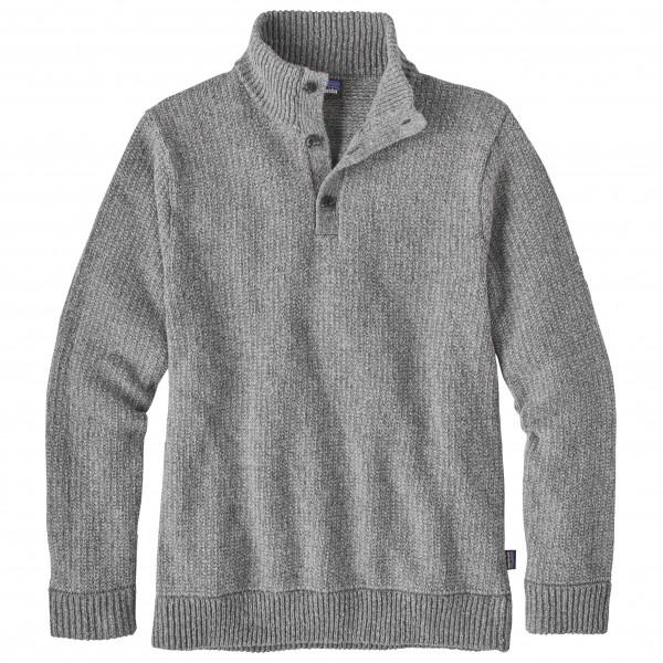 Patagonia - Off Country Pullover Sweater Gr L;S;XL grau;schwarz/blau