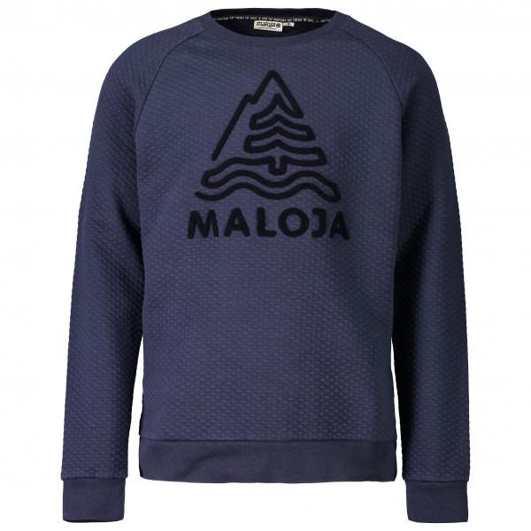Maloja - SihlM. - Pullover Gr M blau/schwarz Preisvergleich