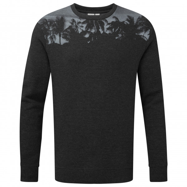 *tentree – Palm Classic Crew – Pullover Gr L schwarz*