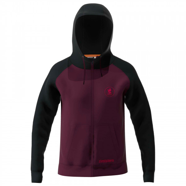 Zimtstern - Riderz Fullzip Sweat Jacket - Hoodie Gr M lila/schwarz M20081-5018-03
