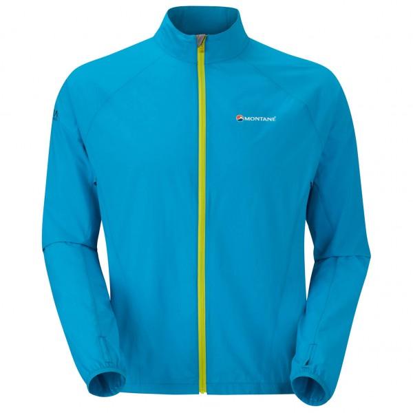 Montane Featherlite Trail Jacket Windjack maat L, blue