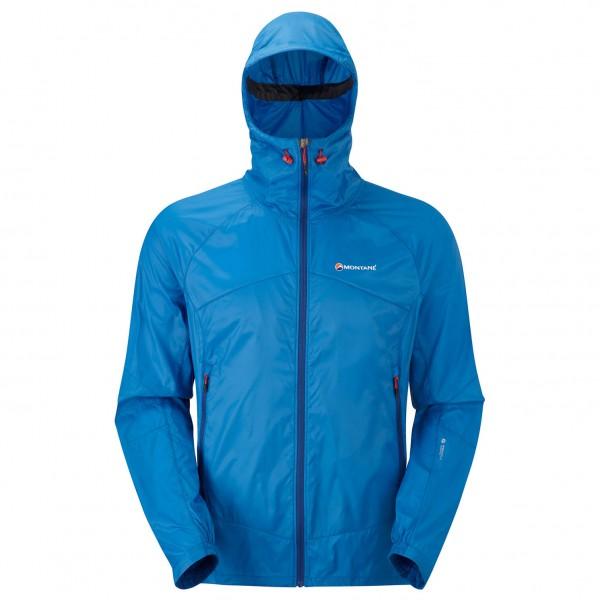 Montane Lite-Speed Jacket Windjack maat XL, blue