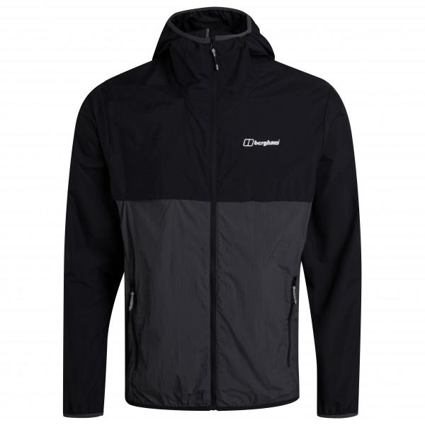 Berghaus - Corbeck Windproof Jacket - Windproof Jacket Size Xl  Black
