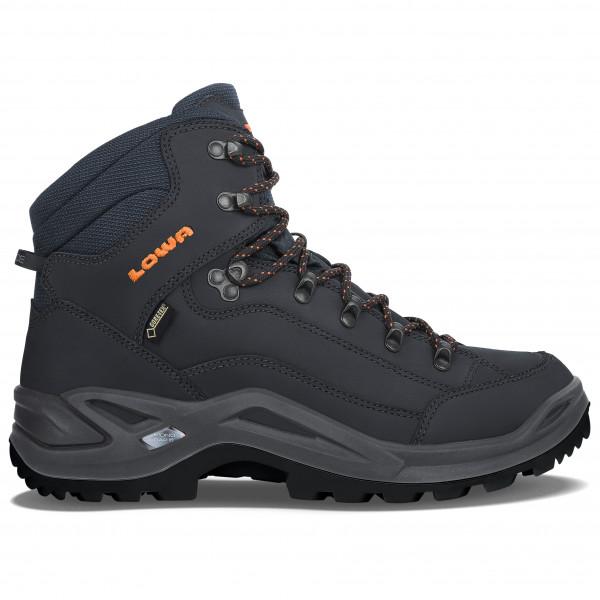 Lowa - Renegade GTX Mid - Chaussures de randonnée taille 12 - Standard, noir