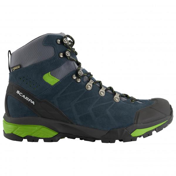 Scarpa - Zg Trek Gtx - Walking Boots Size 47  Blue