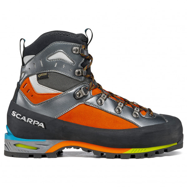 Scarpa - Triolet Gtx - Mountaineering Boots Size 41 5  Brown