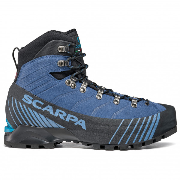 Scarpa - Ribelle Hd - Mountaineering Boots Size 42  Blue