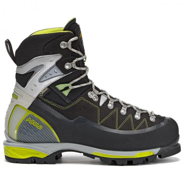 Asolo - Alta Via Gtx Vibram - Mountaineering Boots Size 8  Black