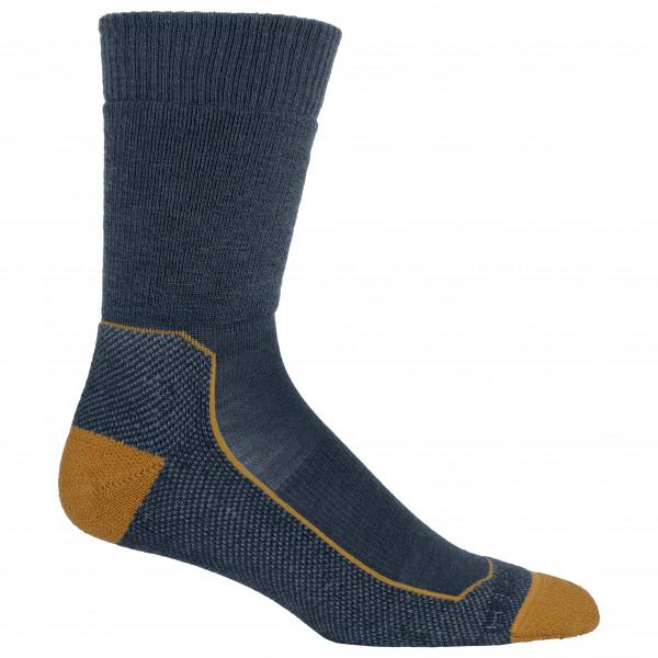 Icebreaker - Hike+ Medium Crew - Walking Socks Size S  Black