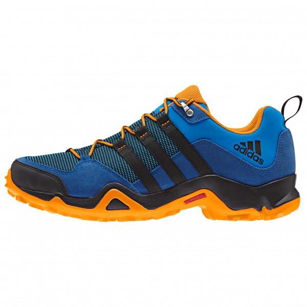 Adidas Brushwood Mesh Multisportschoenen maat 5,5 blauw-oranje