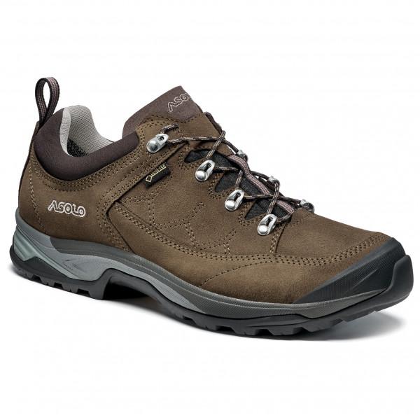 Asolo - Falcon Low Leather Gtx Vibram - Multisport Shoes Size 7  Brown