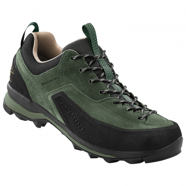 Garmont - Dragontail - Multisport Shoes Size 11 5  Black/olive