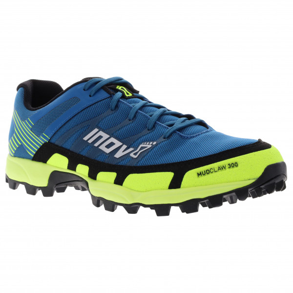 Inov-8 - Mudclaw 300 - Trail Running Shoes Size 44  Blue/green/black