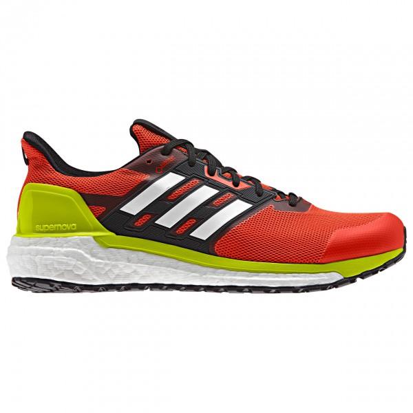 adidas - Supernova GTX - Trailrunningschuhe Gr 10,5 rot/grau/schwarz Preisvergleich
