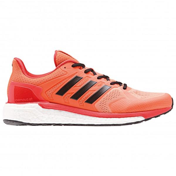 adidas - Supernova ST Runningschuhe Gr 13,5 rot/weiß