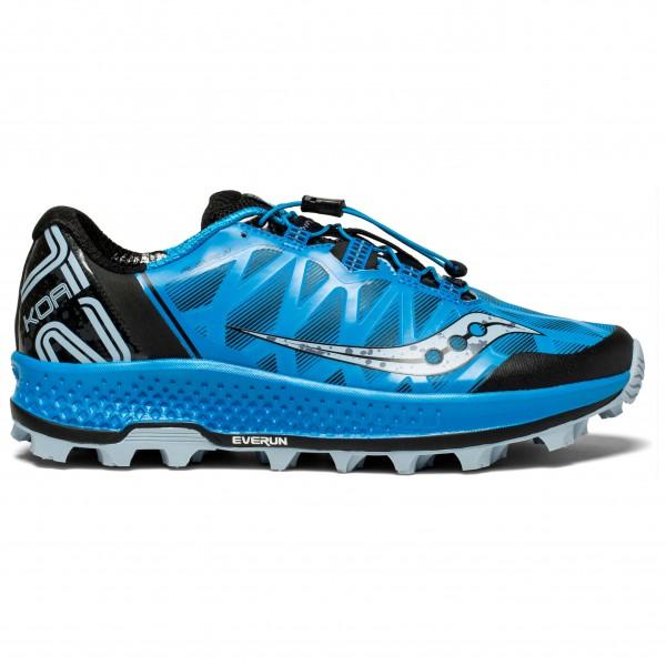 Saucony - Koa ST Trailrunningschuhe Gr 13 blau/schwarz/grau