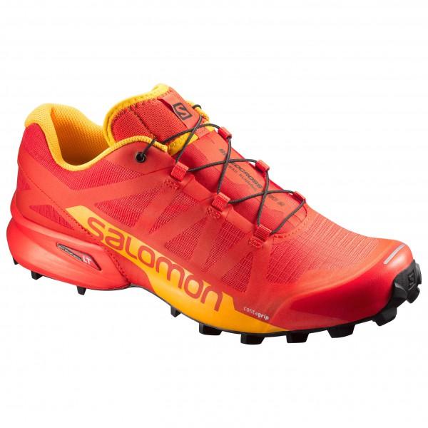 Salomon - Speedcross Pro 2 - Zapatillas de trail running size 11,5, rojo/naranja