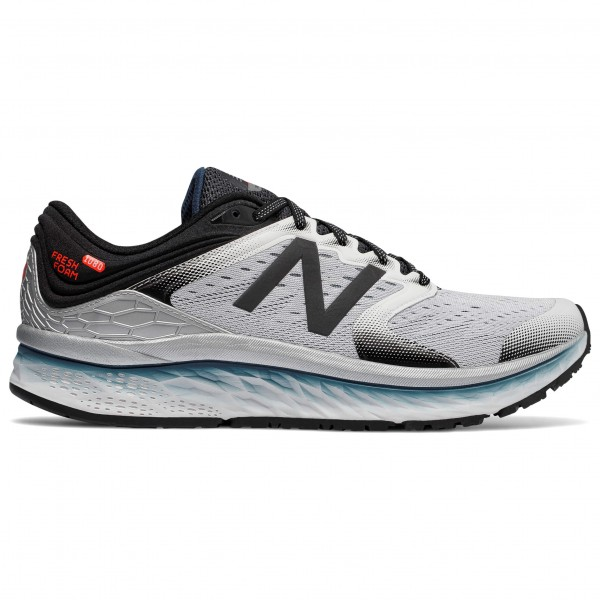 New Balance - Fresh Foam 1080 v8 Runningschuhe Gr 12,5 grau/schwarz