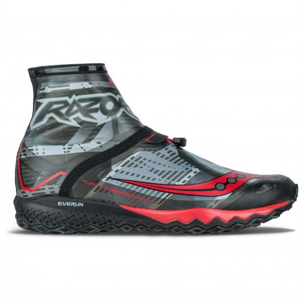 Saucony Razor Ice+ Trailrunningschoenen maat 12 zwart-grijs