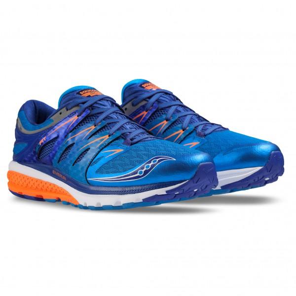 Saucony Zealot Iso 2 Reflex Trailrunningschoenen maat 12,5 blauw-grijs