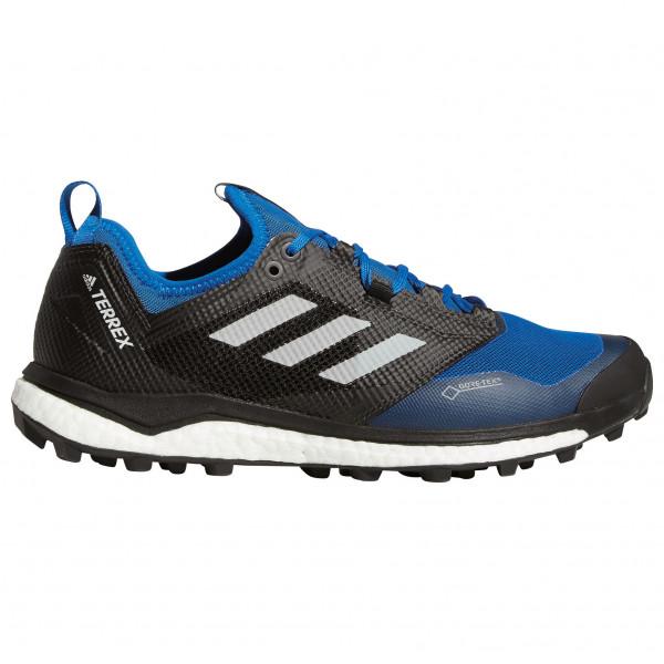 adidas - Terrex Agravic XT GTX - Trailrunningschuhe Gr 8,5 schwarz/blau/grau Preisvergleich