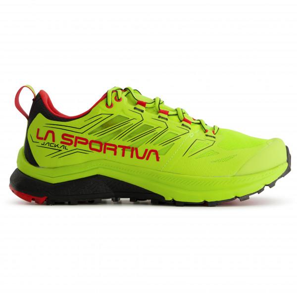 La Sportiva - Jackal - Trail Running Shoes Size 42 5  Green