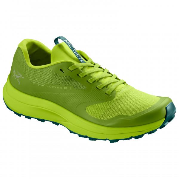 Arcteryx - Norvan Ld 2 - Trail Running Shoes Size 8 5  Black