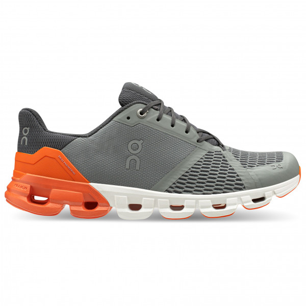 On - Cloudflyer - Running Shoes Size 44 5 - Regular  Grey